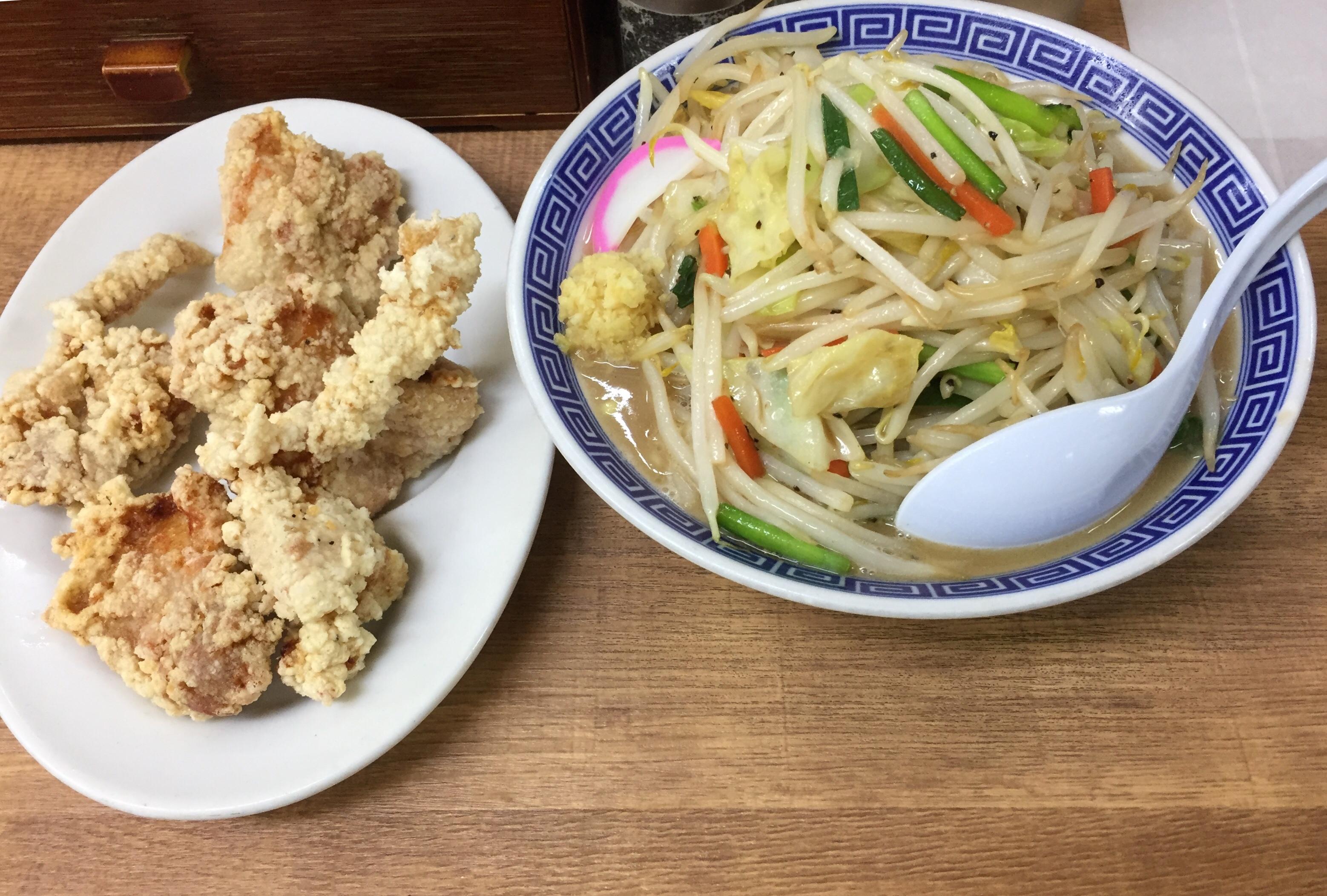 野菜不足ならタンメン食っておけ!!トナリ 東陽町本店