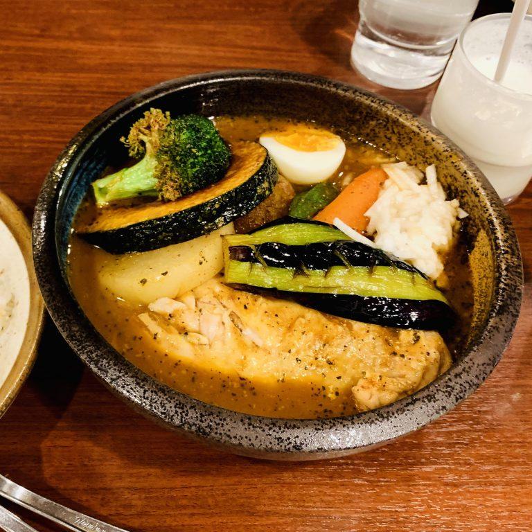 綱島 極上スープカレー らっきょ&Star